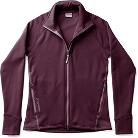 Houdini Power Jacket Women Last Round Red